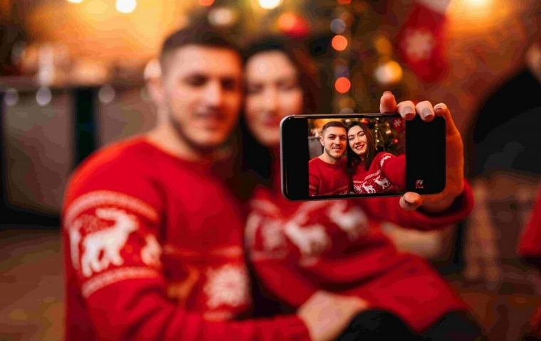 Christmas Instagram Captions For Couples