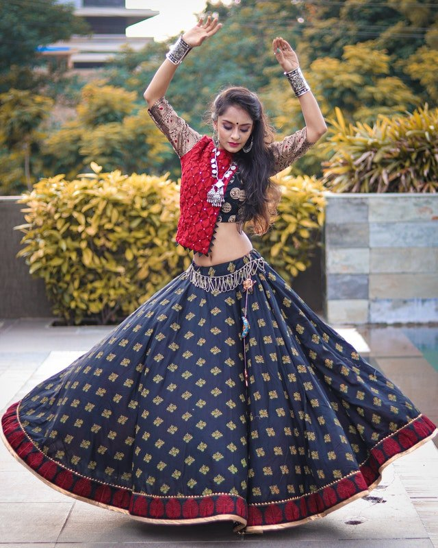 Lehenga Captions For Instagram